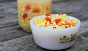Recipe: Fabulous Fermented Sweet Corn Relish