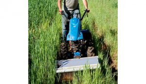 mower grass farm