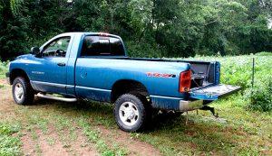 farm truck pickup