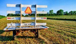 farm equipment wagon