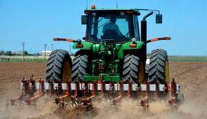 cultivator tractor attachment farm equipment