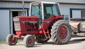 tractor diesel exhaust fluid