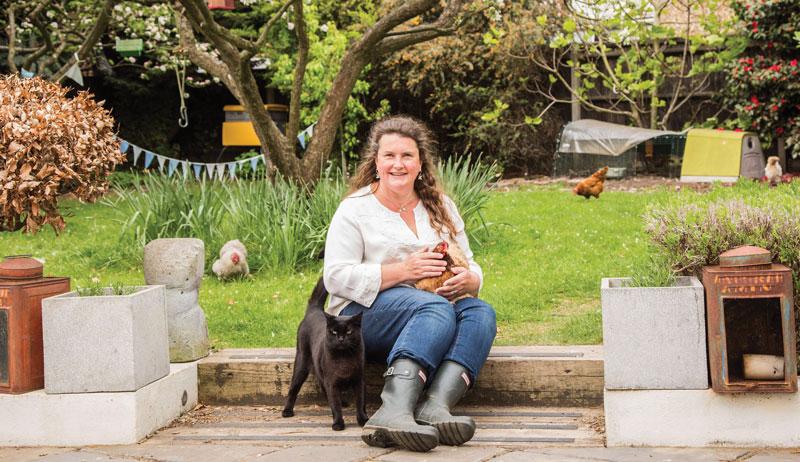 hen corner small farming homesteading workshops
