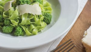 Recipe: Milkweed Bud Fettuccine (From <i>The Forager Chef's Book of Flora</i>)