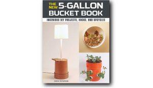 5-gallon bucket cold frame cover