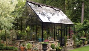 setting up a greenhouse