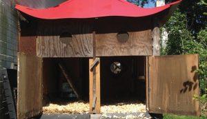 chicken coop doors