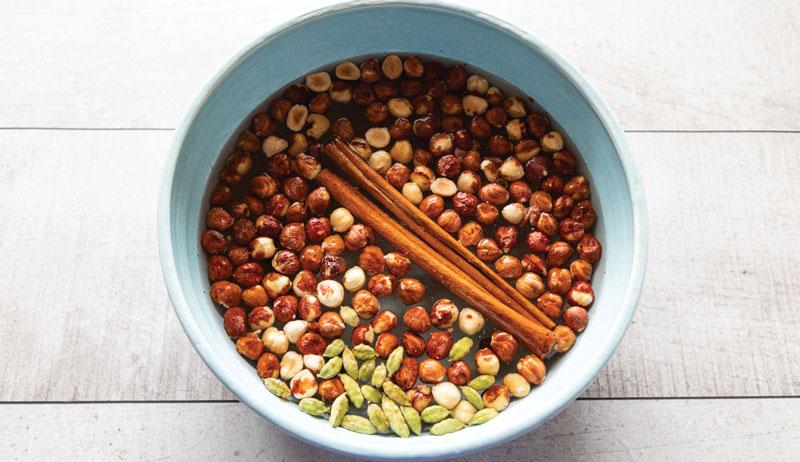 make nut milk DIY recipe