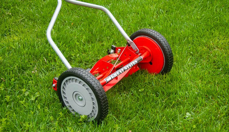 reel mowers mower