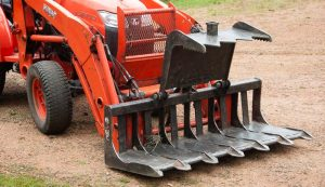 tractor attachment attachments front-end