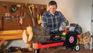 guide log splitter splitters
