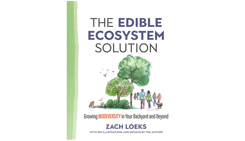the edible ecosystem solution cover