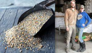 Homestead Harvest sustainable specialty livestock feed