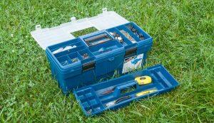 organizing farm tools