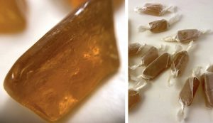 homemade ginger candies recipe