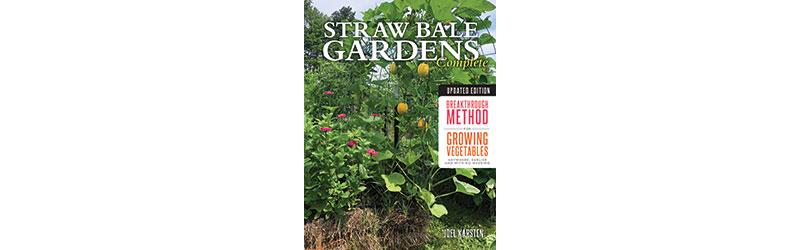 straw bale garden gardening