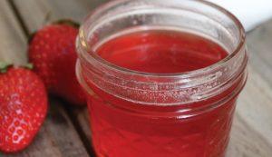 homemade artisan soda syrup