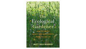 The Ecological Gardener cover