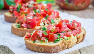 Fermented Bruschetta Makes Delicious Use Of Summer Tomatoes