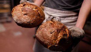 baking bread novel coronavirus
