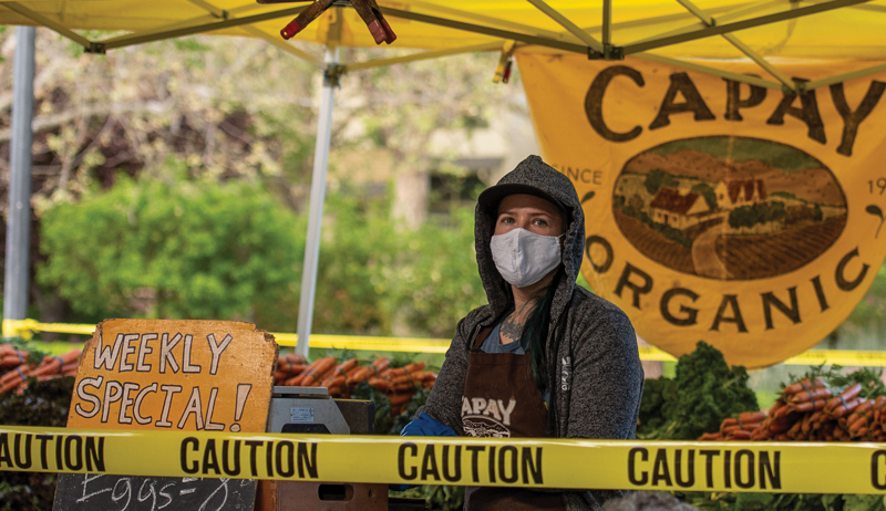 farm farmers product coronavirus COVID-19 pandemic