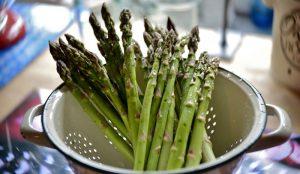 fermented asparagus fresh