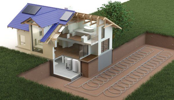 Go Geothermal With A Ground Source Heat Pump (GSHP)