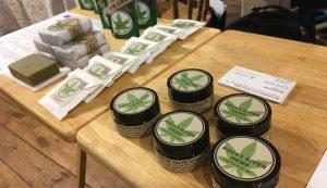 hemp products salves