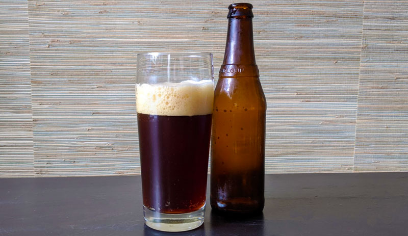 home brew beer amber ale