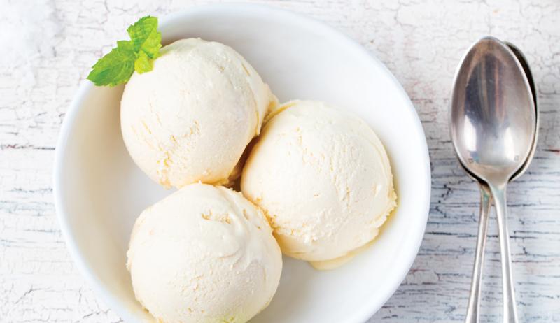 homemade ice cream recipes dessert