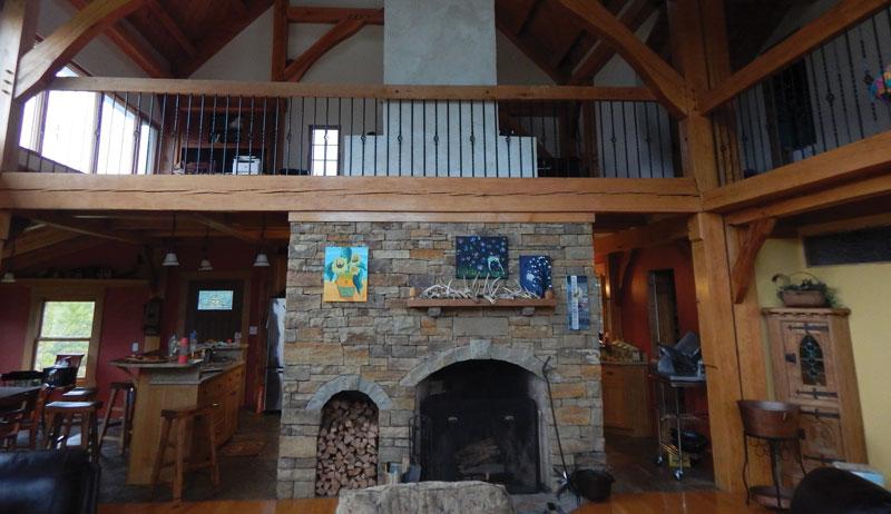 Thomas Massie off-grid house home