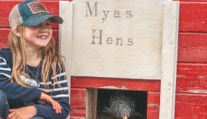 Mya B's Egg Company