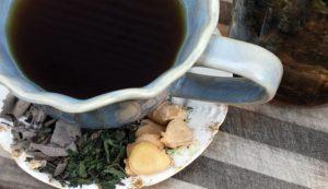 herbal tonic nettles