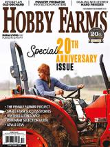 Hobby Farms November/December 2021