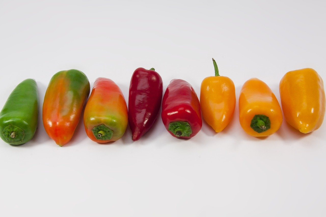 frying peppers
