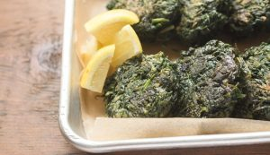 Recipe: Wild Green Cakes (From <i>The Forager Chef's Book of Flora</i>)