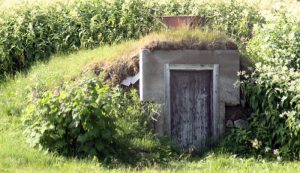 root cellar conditions