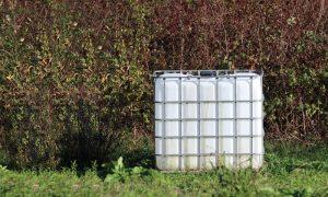 rain water international beverage container IBC