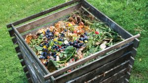 compost soil bin