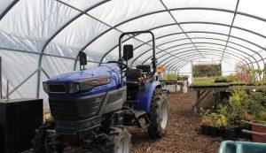 electric tractor tractors