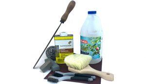 garden tools care