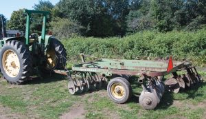 tractor tillage tool tools disk plow