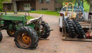 tractor tires tire liquid ballast