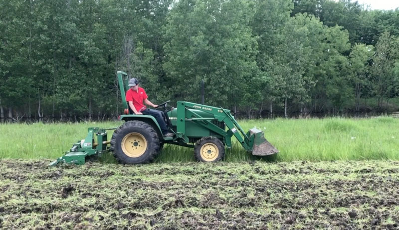 common tractor implements implement attachments