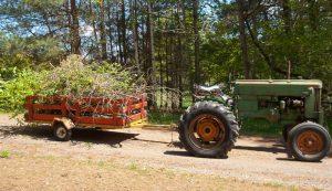 tractor tasks trailer
