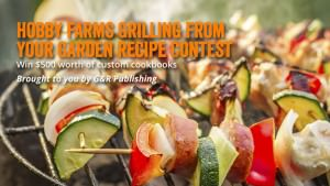 HF Grilling From Your Garden