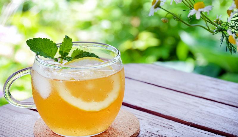 herbal iced tea