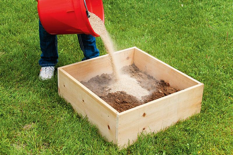add soil