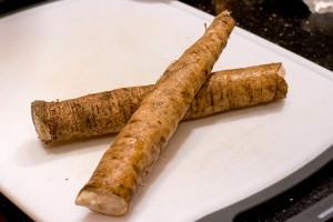 burdock root (aka gobo root)