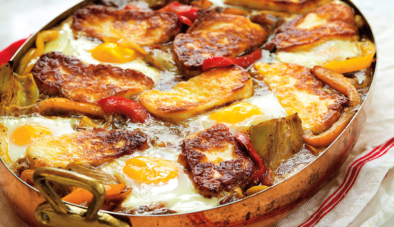 persian eggs